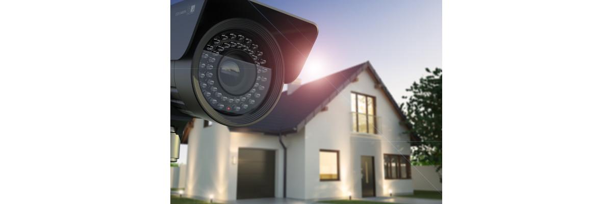 Überwachungskameras vom Experten: Videoüberwachung mit bester Technik zum Top Preis -