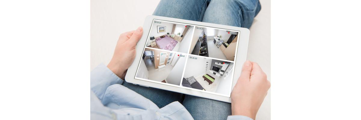 Videoüberwachung per WLAN – Kabellos sicher mit Camerawelt - Videoüberwachung per WLAN – Kabellos sicher mit Camerawelt