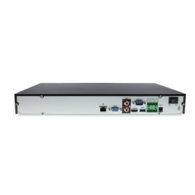 NVR IP-Rekorder DAHUA, 32 Kameras, 12 MP Auflösung, Alarm-Ein-/-ausgang, 6 TB Speicher
