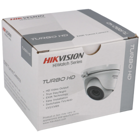 2 MP (Full HD) 4-in-1 (CVI, TVI, AHD, Analog) Mini-Dome-Kamera HIKVISION