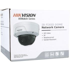 2 MP (Full HD) IP Dome-Kamera HIKVISION mit PoE, 30 m Nachtsicht