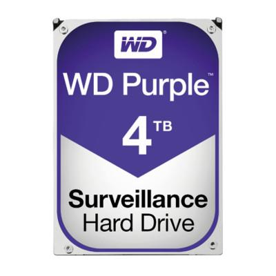 4 TB Festplatte WD Purple