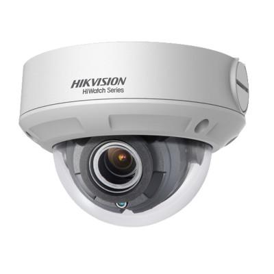 4 MP (2K) IP Dome-Kamera mit motorisiertem Objektiv HIKVISION, 30 m Nachtsicht