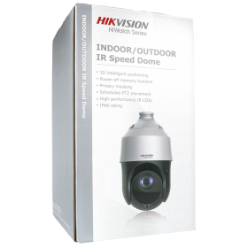 2 MP 4-in-1 (CVI, TVI, AHD, Analog) PTZ-Kamera HIKVISION