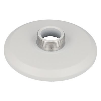 weißer Gewindeadapter aus Aluminium in ästhetischem Design DAHUA