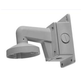 weiße Wandmontagehalterung für Dome-Kamera...