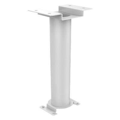 Hängende Montagehalterung in weiß aus Stahl für PTZ-Kamera HIKVISION