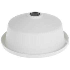 weißer Regenschutz für Outdoor-Dome-Kamera aus...