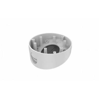 Geneigte Deckenhalterung in weiß für Dome-Kamera HIKVISION