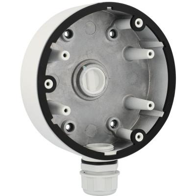 Anschlussdose in weiß aus Aluminiumlegierung für Dome-Kameras HIKVISION