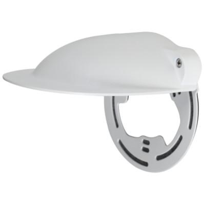 weiße Regenschutzhalterung für Dome-Kameras DAHUA