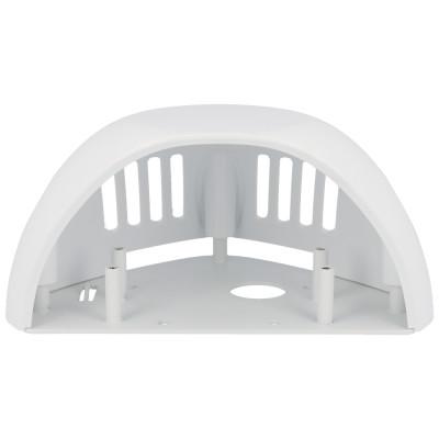 weißes Regenschutzgehäuse für den Außenbereich DAHUA