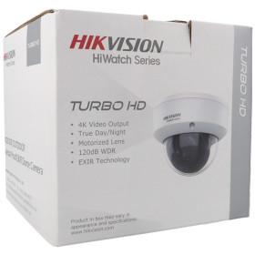 8 MP 4-in-1 (CVI, TVI, AHD, Analog) Mini--Dome-Kamera HIKVISION