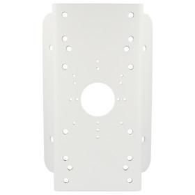 weiße Eckhalterung aus rostfreiem Stahl HIKVISION