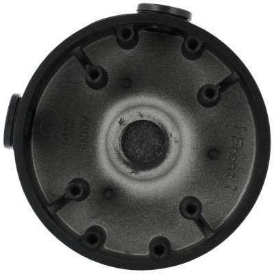 Wasserdichte Anschlussdose in schwarz aus Aluminium DAHUA