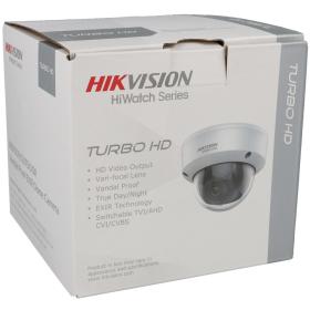 5 MP 4-in-1 (CVI, TVI, AHD, Analog) Mini-Dome-Kamera HIKVISION