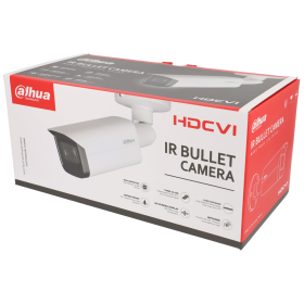 8 MP (4K) CVI Bullet-Kamera DAHUA, 80 m Nachtsicht