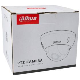 4 MP (2K) IP PTZ-Dome-Kamera DAHUA mit PoE