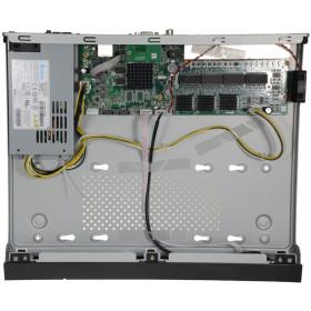 NVR IP-Rekorder HIKVISION mit 16 PoE-Ports, 16 Kameras, 8 MP (4K) Auflösung ohne