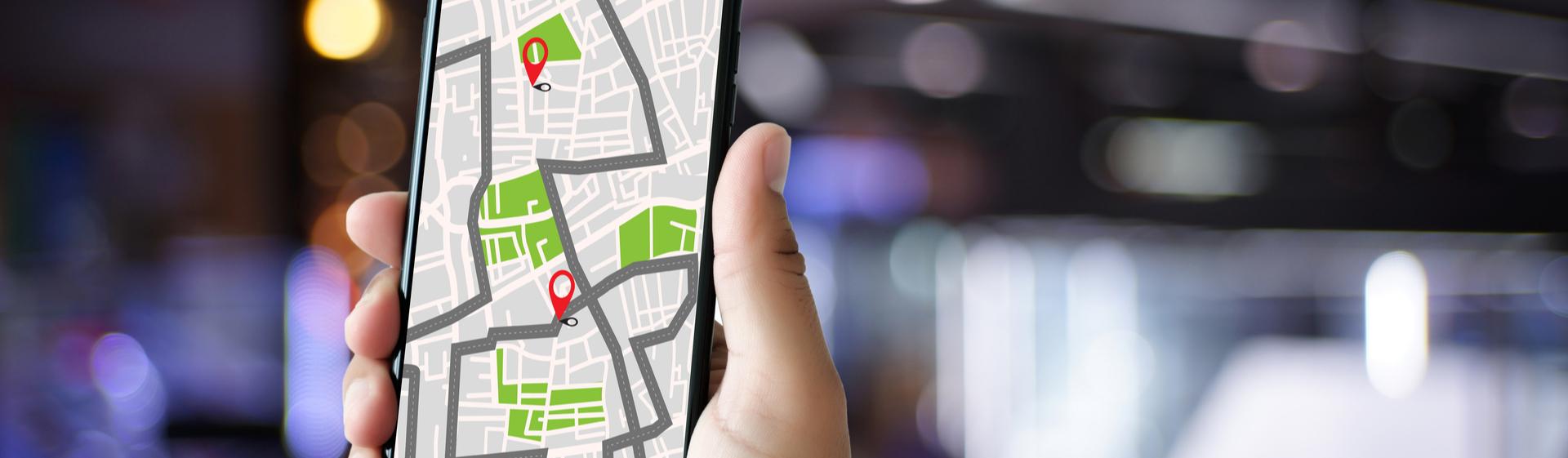 GPS-Ortung für Ihr Fuhrpark